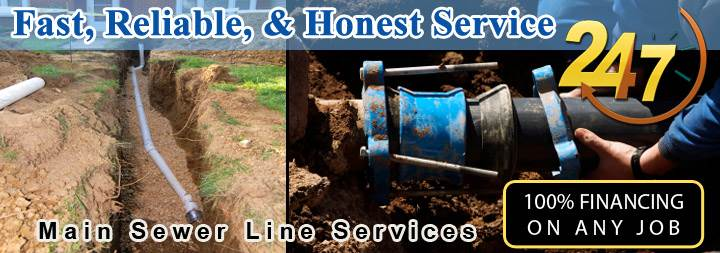 Main Sewer Line Repair Passaic County, NJ - Image
