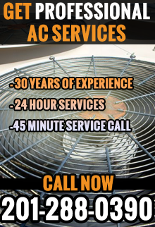 Air Conditioning Repair in Bergen County, NJ - CTA Highlight